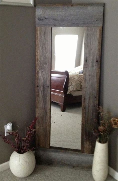 Diy Wood Home Decor Amazing Diy Pallet Mirror Frame Pallets Designs