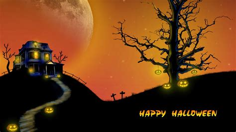 facebook halloween themes happy halloween day holiday wishes text pictures card for
