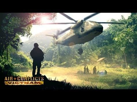 ps4: découverte   air conflicts : vietnam ultimate edition