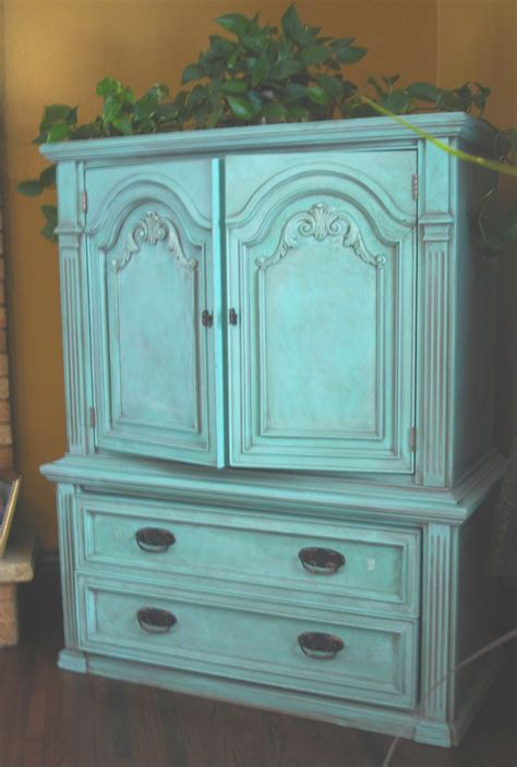 17 best ideas about distressed turquoise furniture on pinterest turquoise furniture shabby