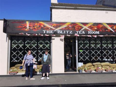 room blitz blitz tea room obr 225 zok the blitz tea room mablethorpe tripadvisor
