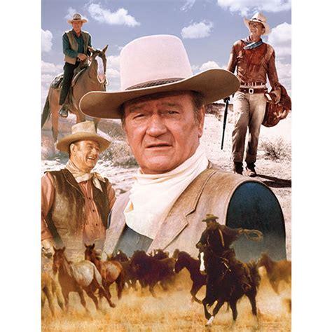 american cowboy film john wayne america s cowboy 1000 piece puzzle