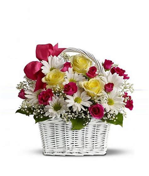 Flower Basket by Flower Basket Damas Flowers