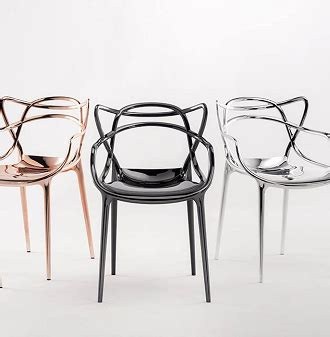 Kartell Masters Stool Replica by Replica Kartell Gold Masters Ch On Master Chair Style