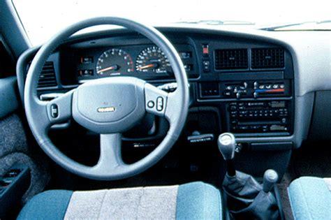 1994 Toyota Dash 1990 95 Toyota 4runner Consumer Guide Auto