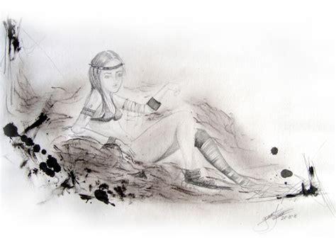 imagenes a lapiz de angeles dibujos de lapiz angeles newhairstylesformen2014 com