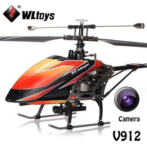 rc helicopter with wltoys v912 large 2 4ghz 4ch single blade remote