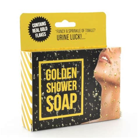 Golden Shower by Golden Shower Soap Find Me A Gift