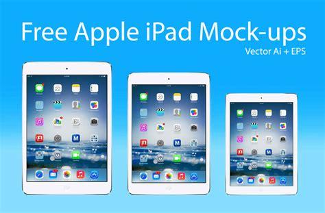 format video ipad mini free vector apple ipad mini 4 air 2 pro mock up in ai