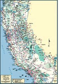 california maps pdf california state parks system map