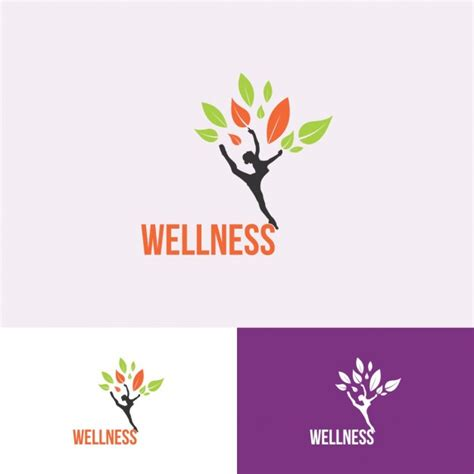 Where Can I Use My Spa And Wellness Gift Card - wellness logo template vector free download
