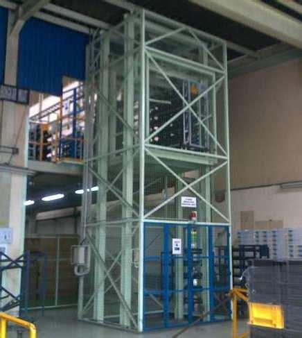 Cargo Lift Lift Barang Elevator lift barang sederhana jual lift barang jual lift barang surabaya harga lift barang