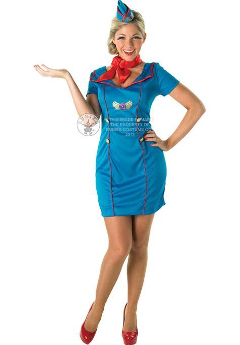 air hostess hat fancy dress cabin crew flight
