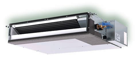 mitsubishi comfort systems horizontal ducted indoor units mitsubishi electric