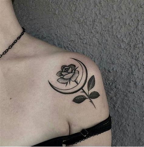 small tattoos for girls on shoulder shoulder tattoos for tattoofanblog