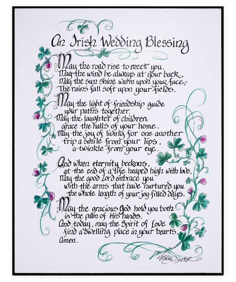 A Wedding Blessing Song by Wedding Traditions And Meanings Wedding Blessings
