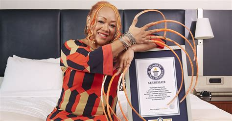 guiness record holder for longest hair guess which world record this woman nailed cetusnews