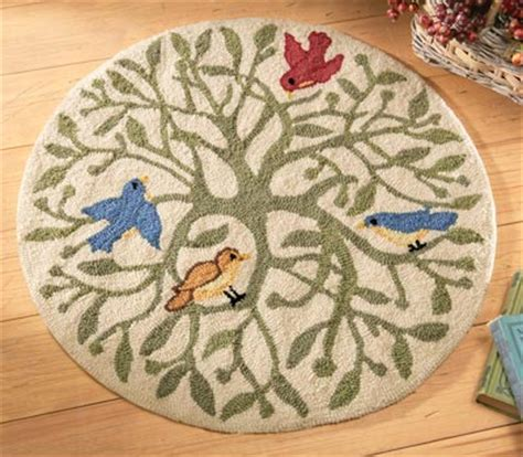 Bird Rugs by Collections Etc Find Unique Gifts At