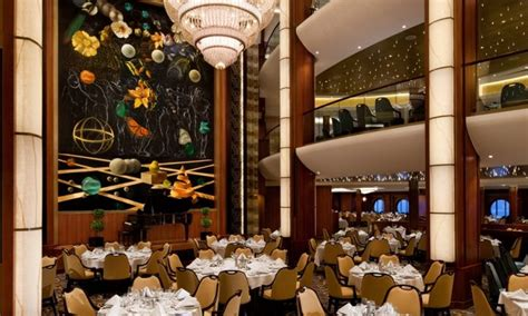 Oasis Of The Seas Dining Room by Oasis Of The Seas Dining Royal Caribbean Incentives