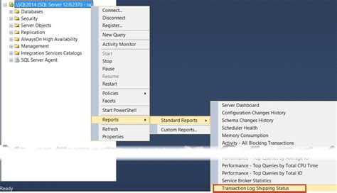 Server Health Check Report Template Building A Dashboard In Sql Server Reporting Services