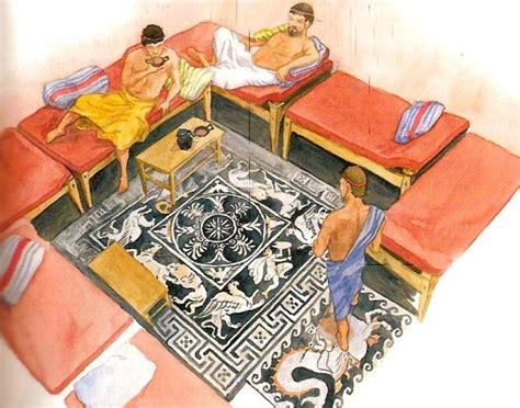 banchetti romani pasti giornalieri degli antichi romani