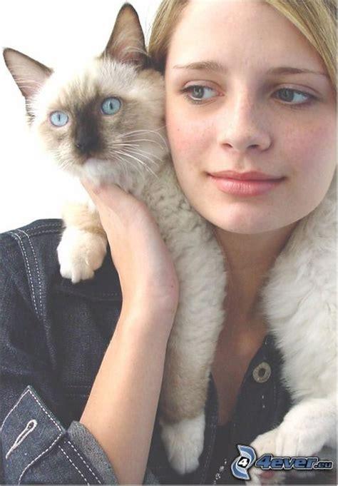 Mischa Barton And Cat Deeley by Mischa Barton