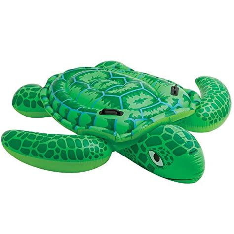 intex sea turtle ride on 75 quot x 67 quot for ages 3 desertcart
