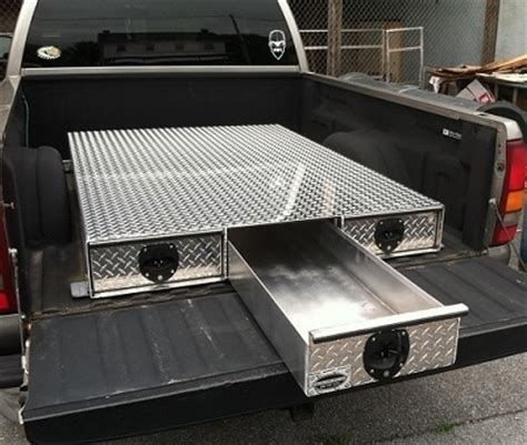 pickup bed tool box bb48 3lp series truck bed tool box 3 drawer 48 quot l x 48 quot w