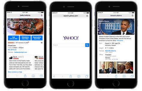 mobile search engine yahoo debuts mobile search engine mobile marketing