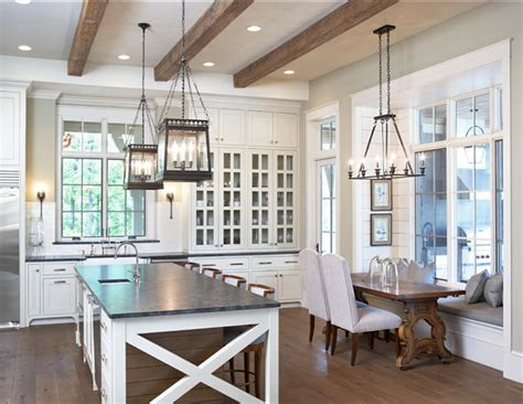 lake house  transitional interiors home bunch