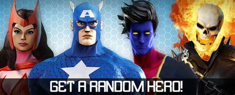 Marvel Heroes Giveaway Codes - marvel heroes free random hero giveaway mmo bomb