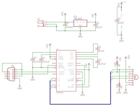 rs232 to rs485 adapter schematic efcaviation
