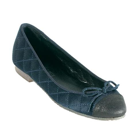 Chanel Quilted Ballet Flats by Chanel Quilted Satin Ballet Flats Size 7 5 37c