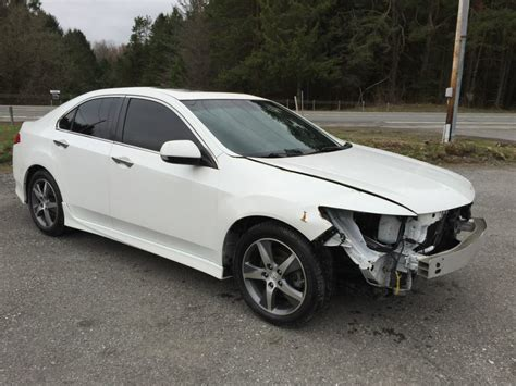 2012 acura tsx for sale special edition 2012 acura tsx 4 door repairable wrecked