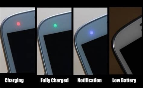 galaxy s8 notification light colors how to solve samsung galaxy s3 notification