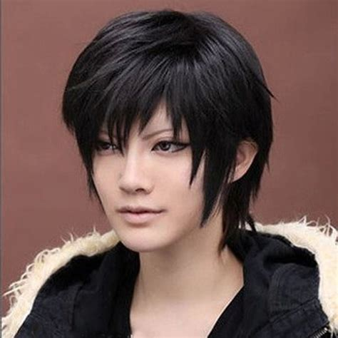 real people hair styles anime hairstyles for guys in real life www pixshark com