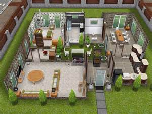 Home Design Free Play by The Sims Freeplay Scandinavian House Youtube