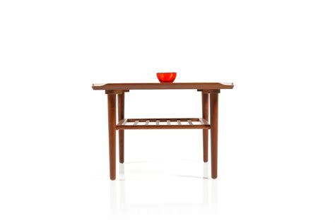Wooden Sofa Tables by Dansih Teak Wooden Sofa Table By Georg Room Of