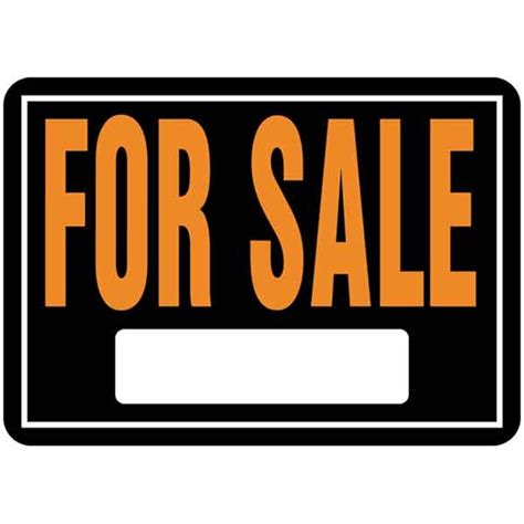 for sale sign aluminum 10 quot x14 quot southern states cooperative