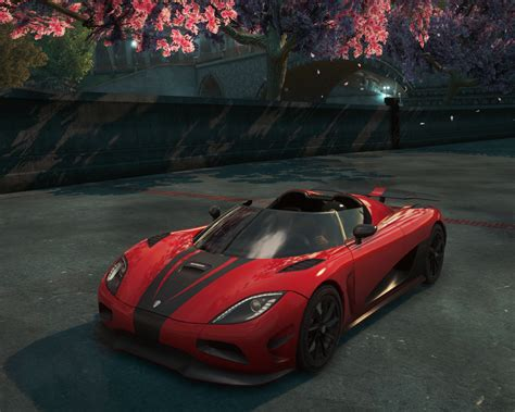 koenigsegg agera r need for speed most wanted location koenigsegg agera r most wanted 2012 by ryumakkuro on