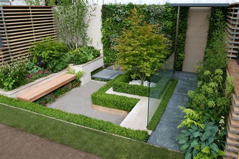 Small Square Garden Ideas Small Garden Designs Ideas For A Square Garden 171 Margarite Gardens