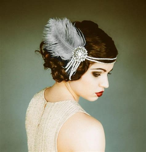 1000 ideas about great gatsby hair on pinterest gatsby diy 1920s flapper hairstyles diy flapper costume a