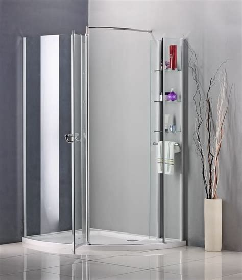 Shower Doors Ebay Walk In Shower Enclosure Pivot Door Room Cubicle