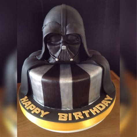 Cool Home Decorations by Darth Vader Star Wars Cake Cakecentral Com