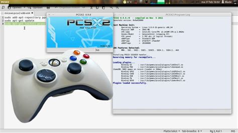 ps2 emu pcsx2 1 3 0 updated complete w bios tools patches how to use an xbox controller with ps2 emulator pcsx2