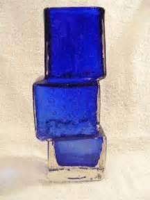 coloured glass vase ebay