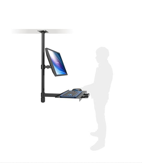 Ceiling Stand by Aliexpress Buy Customized Ceiling Mount Sit Stand