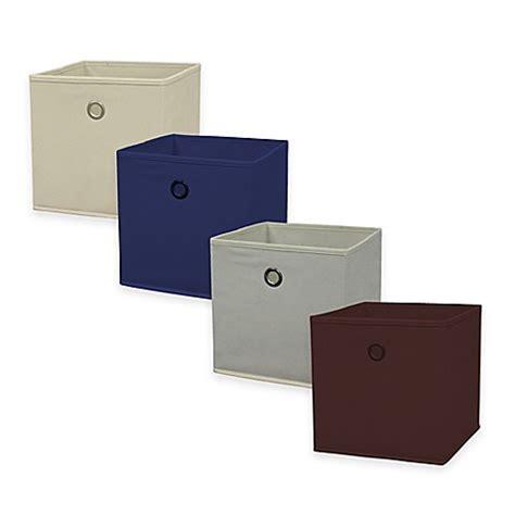 bed bath and beyond storage bins home basics 174 storage bin with handle bed bath beyond