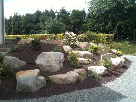 Jardin De Rocaille by Beautiful Massif Rocaille Jardin Photos Design Trends