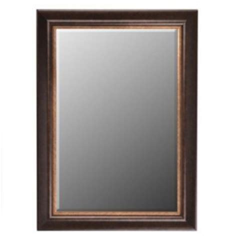 bronze gold mirror 32x44 kirkland s for the home